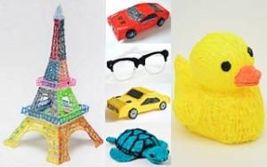 3D-Stift Modelle