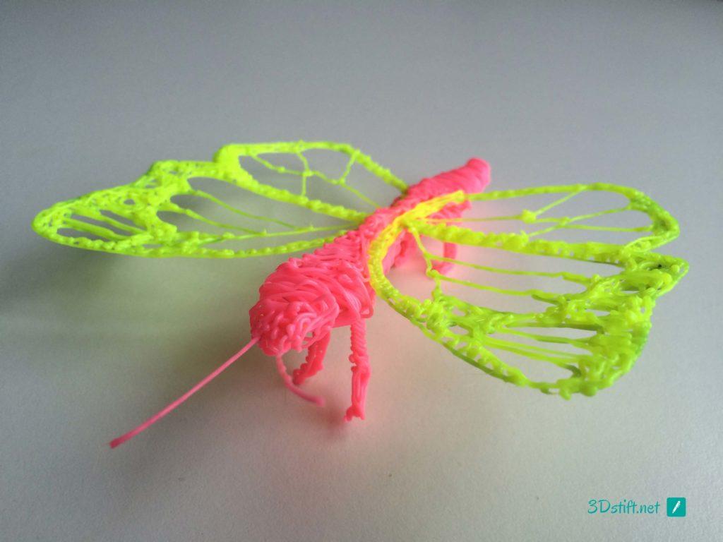 3Doodler Create Ideen Schmetterling 3D Drucker