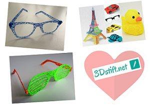 3D Pen kaufen Motive
