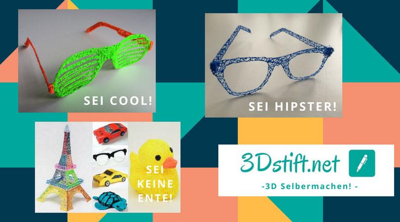 3D Selbermachen Möglichkeiten