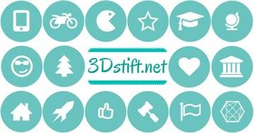 3D Stift Vorlagen zum Ausdrucken und  3Dstiftnet